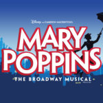 Logo for Mary Poppins, The Musical