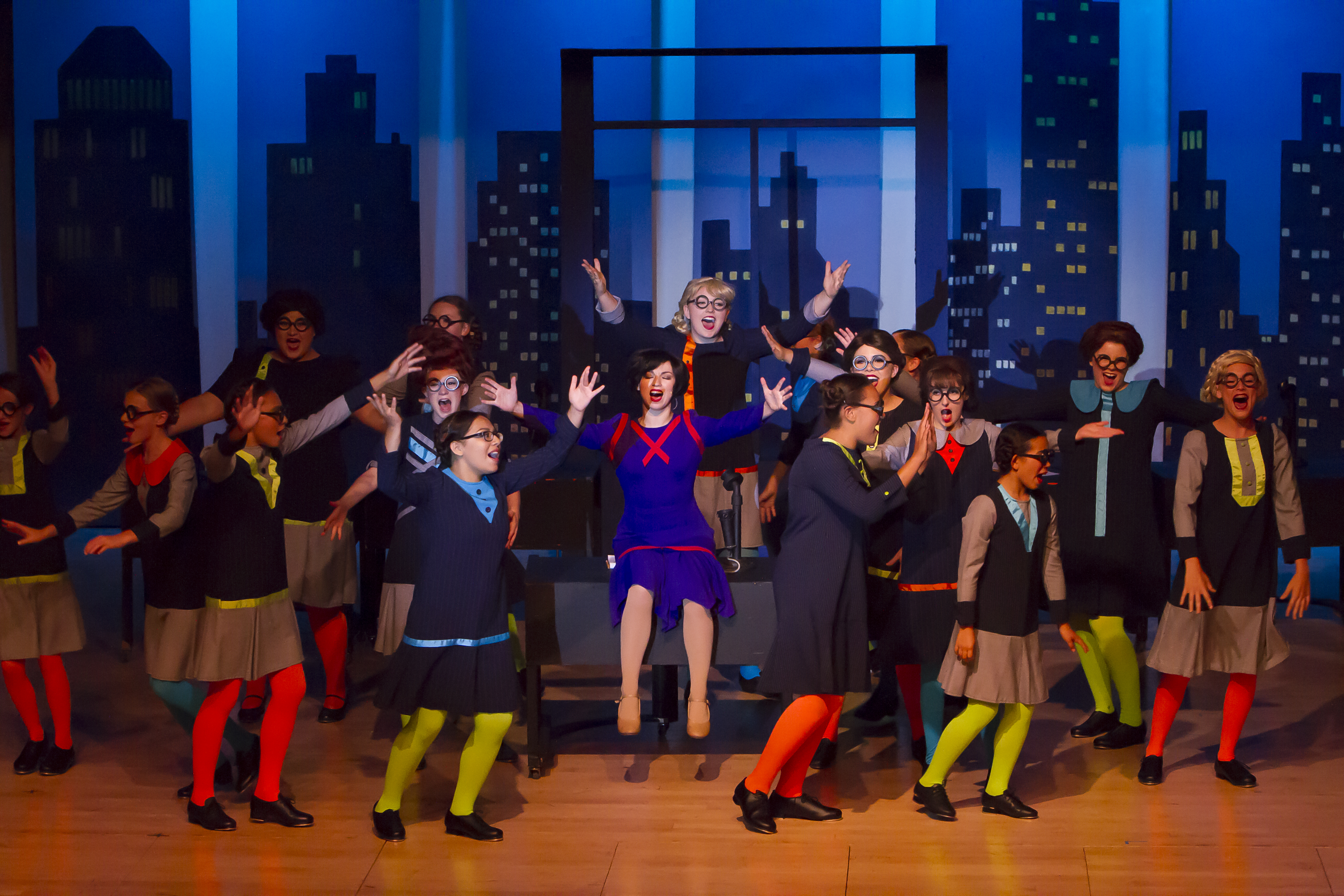 Photo from Thoroughly Modern Millie (SBK)